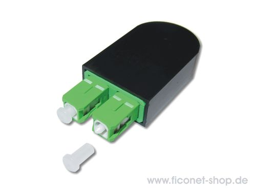 Loopback Adapter SC/APC 8°