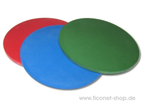 polishing pad rubber Ø127mm 70 duro